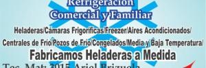 ariel refrigeración construccion | aire acondicionado en , maria teresa, santa fe