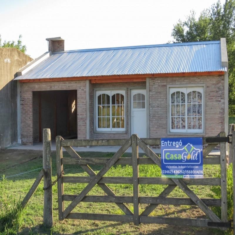 Casa gold viviendasplanos com ar construccion for Casas industrializadas