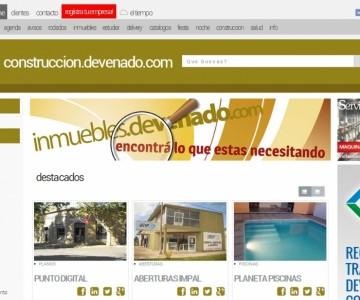 CONSTRUCCION.DEVENADO.COM en Venado Tuerto