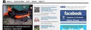 diario firmat  medios de comunicacion en bv. solis 983, venado tuerto, santa fe