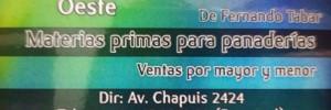 distribuidora oeste alimentos | mayoristas en luis chapuis 2424, venado tuerto, santa fe