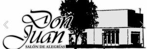 don juan / salón de alegrías fiestas eventos | salones en moreno y mitre, venado tuerto, santa fe