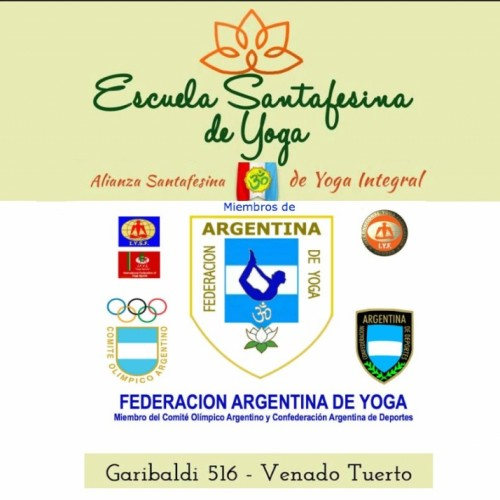 Escuela Santafesina de Yoga · Home .. SALUD  d46fcb569193