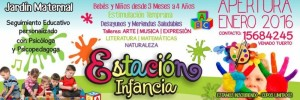 estaci�n infancia educacion | jardines maternales en casey 660, venado tuerto, santa fe