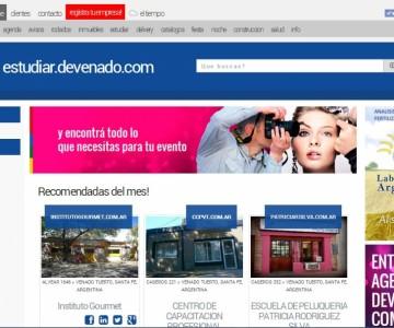 ESTUDIAR.DEVENADO.COM en Venado Tuerto
