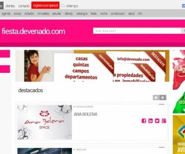 FIESTA.DEVENADO.COM en Venado Tuerto