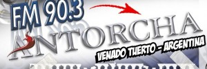 fm 90.3 fm antorcha  medios de comunicacion | radios en jaurectche 1914, venado tuerto, santa fe, argentina