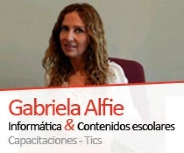 GABRIELA ALFIE en Venado Tuerto