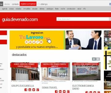 GUIA.DEVENADO.COM en Venado Tuerto