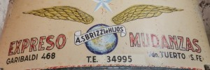 hijos de amadeo sbrizzi s r l transportes | fletes en garibaldi  468, venado tuerto, santa fe