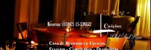 la cuisine secret noche | restaurantes | parrillas  en lisandro de la torre 965, venado tuerto, santa fe
