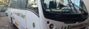 la esmeralda turismo y servicio empresarial. transportes | viajes compartidos en  lisandro de la torre 2743, venado tuerto, santa fe