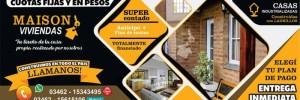 maison viviendas construccion | viviendas prefabricadas en lisandro de la torre 376, venado tuerto, santa fe