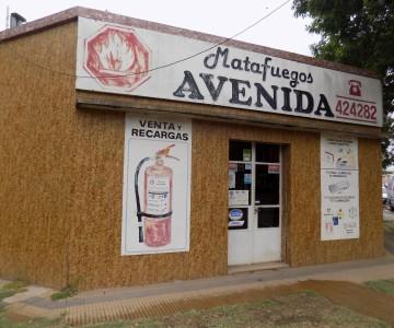 MATAFUEGOS AVENIDA en Venado Tuerto