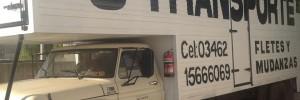 mudanzas oscar sandoval transportes | fletes en berutti 520, venado tuerto, santa fe