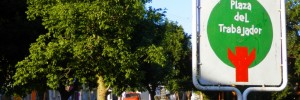 plaza del trabajador tiempo libre | espacios verdes en francia entre aguero y saenz peÑa, venado tuerto, santa fe