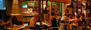 tres 60 resto- bar noche | bares | cafe  en san martin 360, venado tuerto , santa fe