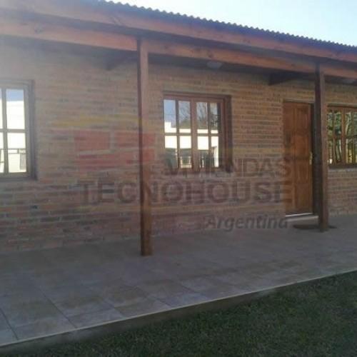 Viviendas tecnohouse construccion viviendas prefabricadas - Construccion de casas prefabricadas ...