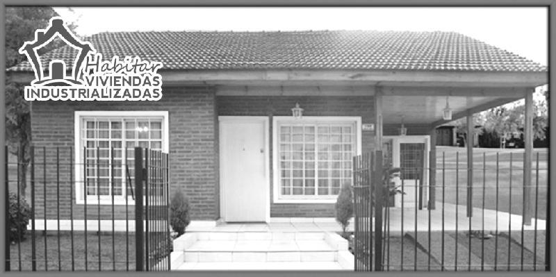 Viviendas habitar portal de la construcci n for Casas industrializadas