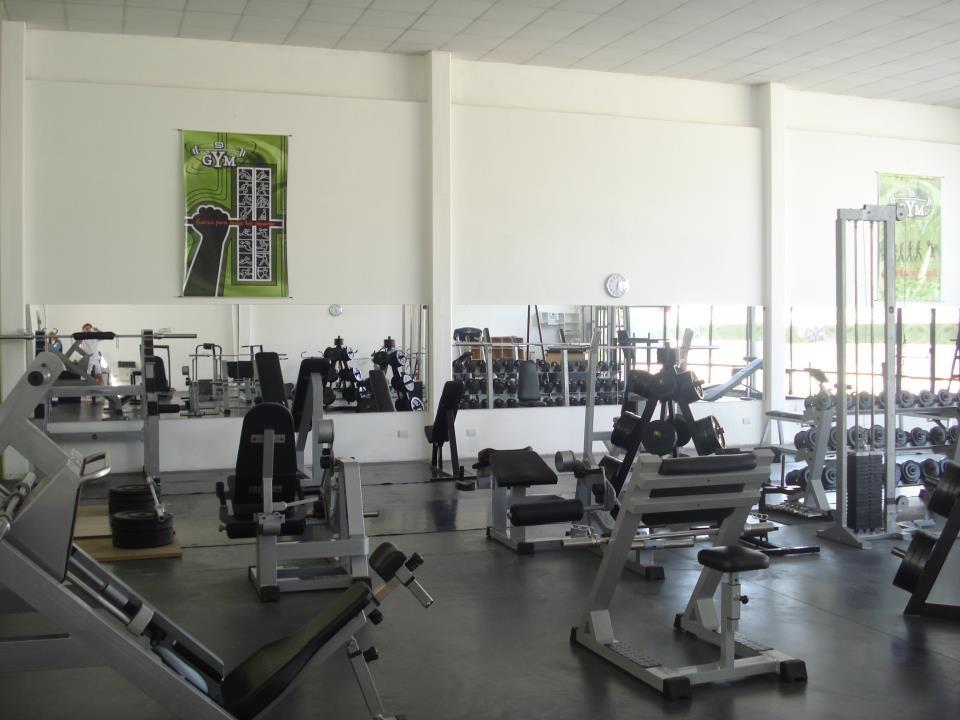 Gym igrieganueve deportes gimnasios salud musculacion for Gimnasio musculacion