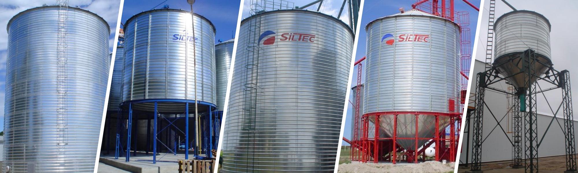 SILTEC SRL Ingenieria en Silos