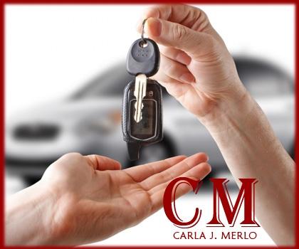 publicidad Carla Merlo - Gestoria del Automotor