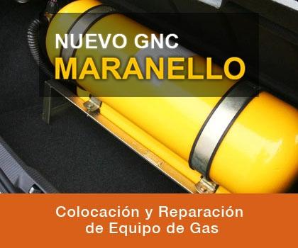 publicidad MARANELLO GNC