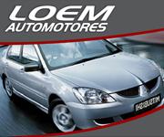 publicidad LOEM AUTOMOTORES