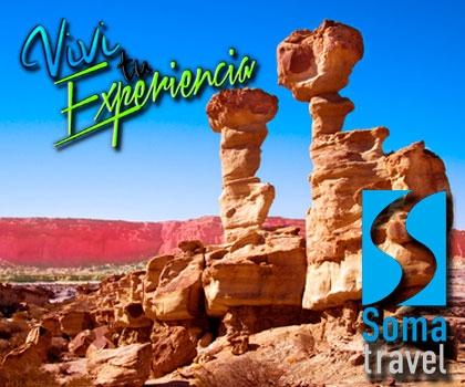 publicidad  Soma Travel