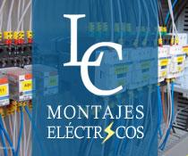 publicidad LC Montajes Eléctricos
