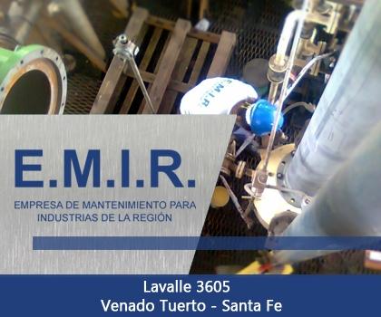 publicidad Emir Metal