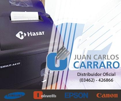 publicidad JUAN CARLOS CARRARO