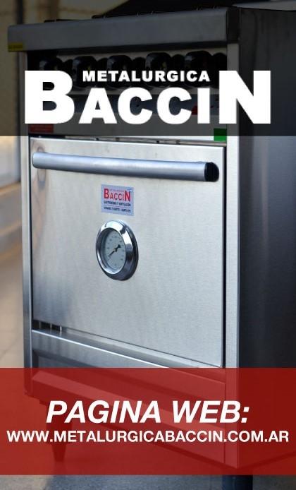 publicidad METALURGICA BACCIN