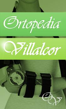 publicidad ORTOPEDIA VILLALCOR