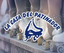 publicidad LA CASA DEL PATINADOR